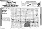 Index Map, Minnehaha County 2001
